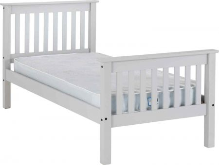 Montero High End Wooden Bed