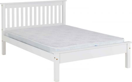 Montero Low End Wooden Bed