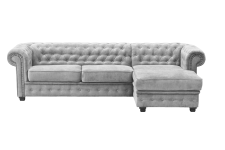 Chesterfield Corner Sofa Set