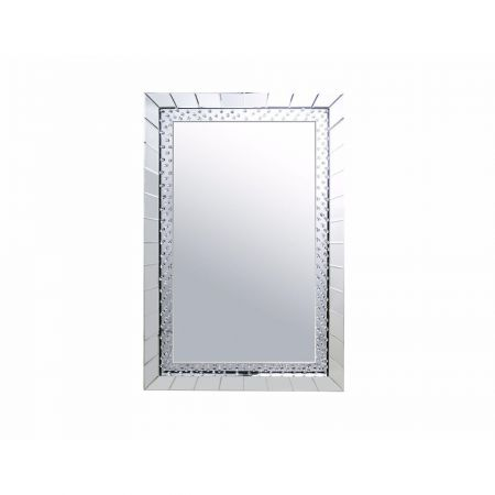 Diamante Rectangular Wall Mirror