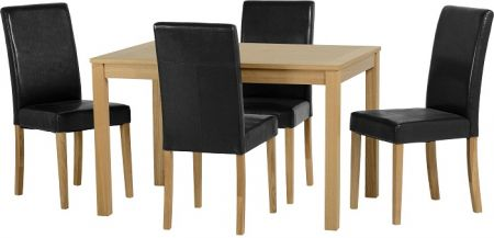Pacific 4 Seater Dining Set