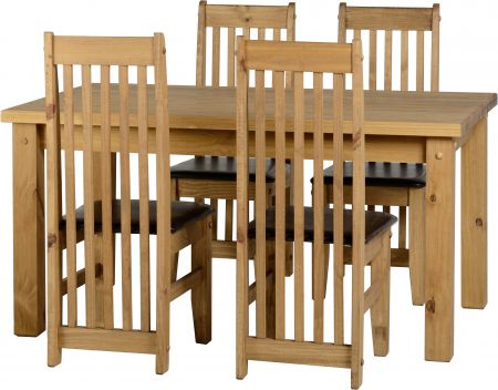 Chester 4 Seater Dining Set