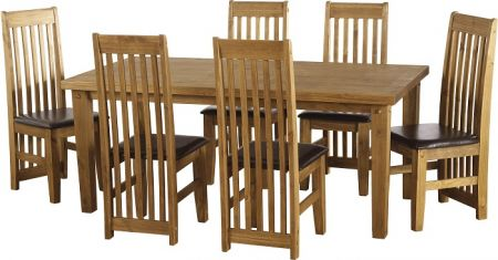 Chester 6 Seater Dining Set