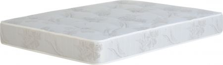 Baxter Deluxe Mattress in Ivory Floral