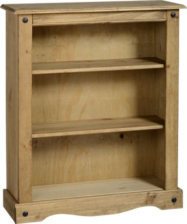 Darwin Low Bookcase