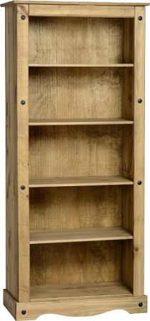 Darwin Tall Bookcase