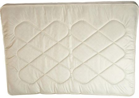 Moray Double Mattress in Cream