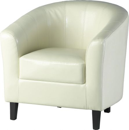 Corsair Tub Chair in Cream