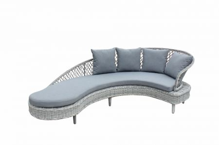 Siblon Sofa Collection In Grey