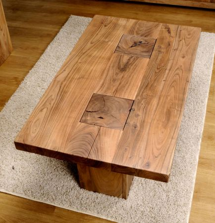 Marc Rectangular Coffee Table