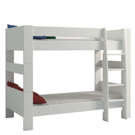 Sifron White Bunk Bed