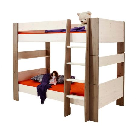 Sifron Two Tone Bunk Bed