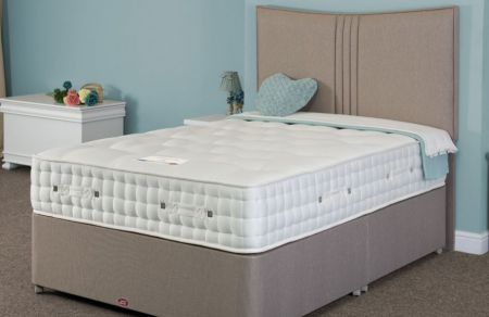 Fionna 2000 Pocket Sprung Mattress 12 inch - 4ft6, 5ft, 6ft Size