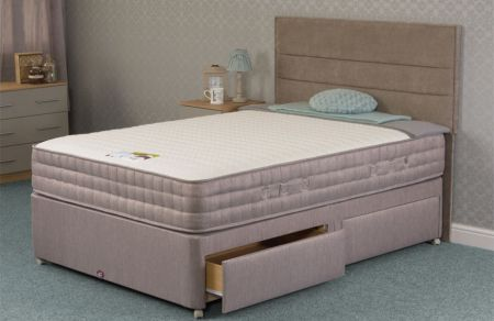 Aloe Relax 2000 Orthopaedic Mattress 11 inch - 3ft, 4ft, 4ft6, 5ft, 6ft Size