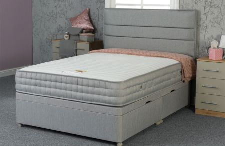 Cooler Touch 1000 Pocket Sprung Mattress 10 inch - 2ft6, 3ft, 4ft, 4ft6, 5ft, 6ft Size