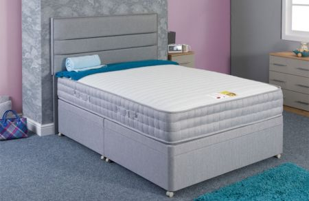 Lassiflora 800 Pocket Sprung Mattress 11 inch - 3ft, 4ft, 4ft6, 5ft Size