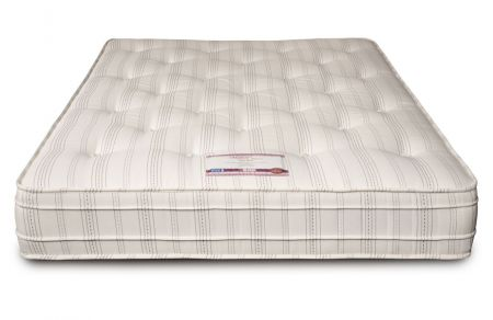 Sara Firm Pocket Sprung Mattress 10 inch - 2ft6, 3ft, 4ft, 4ft6, 5ft, 6ft Size