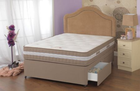 Mowther Pocket Sprung Mattress 9 inch - 2ft6, 3ft, 4ft, 4ft6, 5ft Size