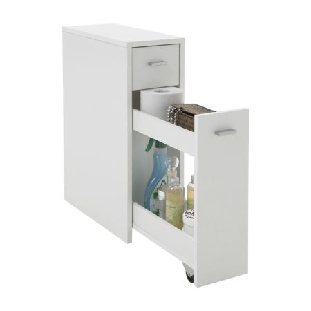 Denise Storage White