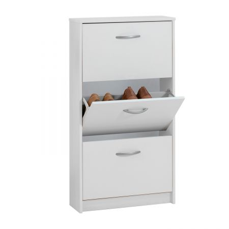 Vices 3 Shoe Cabinet With 3 Oak