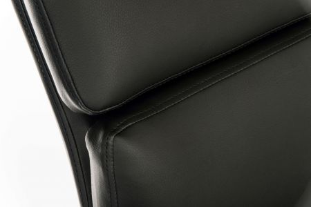Vinian Black Office Chair