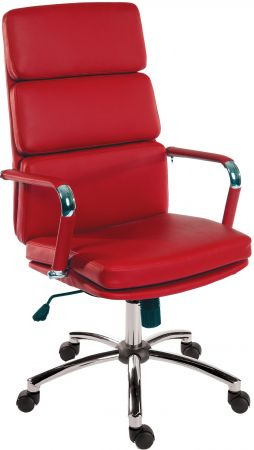 Dexter Executive Red Office Chair