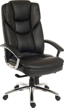 Skipton Black Office Chair