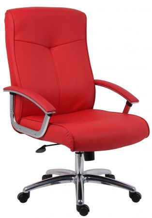 Holdem Red Office Chair