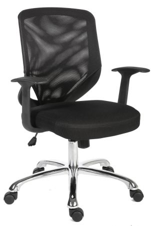Noble Mesh Black Office Chair