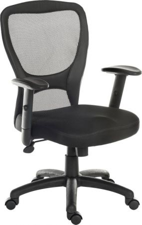 Minton 2 Black Office Chair
