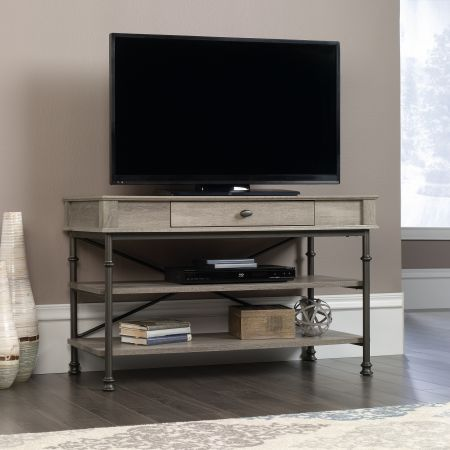Candid Heights TV Stand Oak