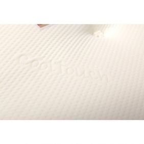 "Hilton 10"" Memory Foam Pocket sprung Mattress"