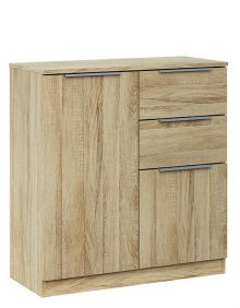 Chelsea 2 Door 2 Drawer Sideboard - Oak