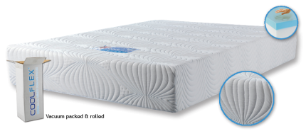 CoolFlex 25 Memory Foam Mattress