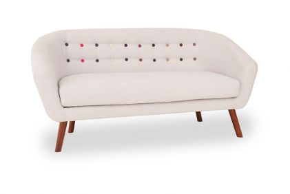 Anja Sofa- Light Grey