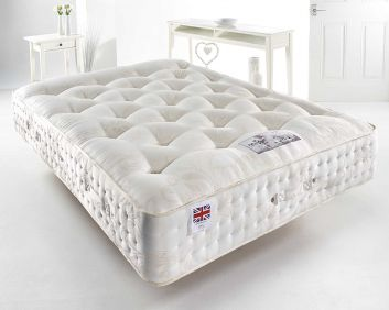 Natural Wool Pocket Mattress