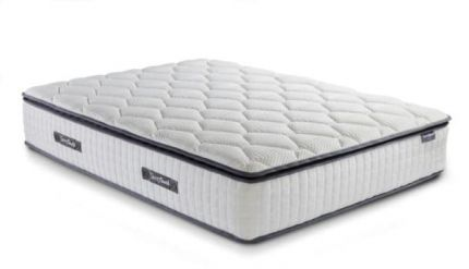 Phoebe Bliss Mattress -  White
