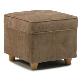 Clifton Footstool Mink