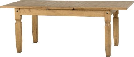 Darwin Extending Dining Table in Pine