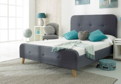 Nordy Fabric Bed Frame