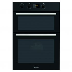 Hotpoint DD2540BL 116L Built-In Electric Double Oven