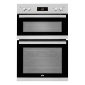 Beko BADF22300X 104L Electric Built-In Double Oven