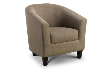 Fumo Fabric Tub Chair