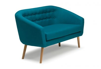 Molly Sofa- Teal