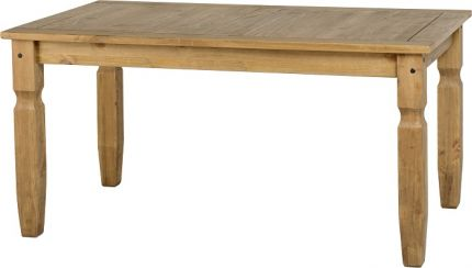 Darwin 5 Dining Table in Pine