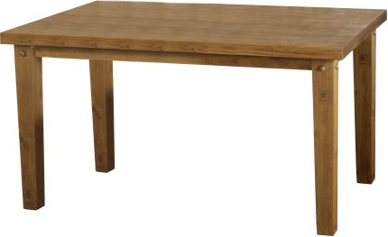 Chester 4 9 Dining Table in Pine