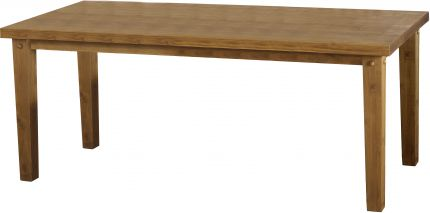 Chester 6 Dining Table in Pine