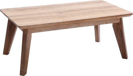 Neptune Coffee Table in Medium Oak Veneer