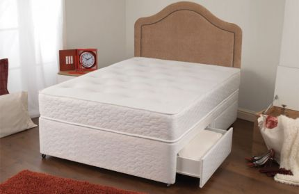 Lowdon Orthopaedic Mattress 9 inch - 2ft6, 3ft, 4ft, 4ft6, 5ft Size