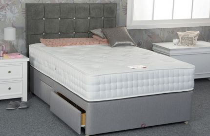 Michael Orthopaedic 1000 Mattress 11 inch - 2ft6, 3ft, 4ft, 4ft6, 5ft, 6ft Size
